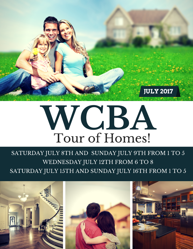 WCBA Tour of Homes